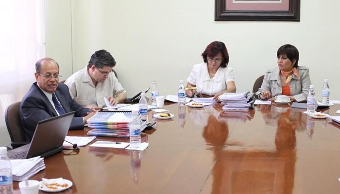 Ya revisa la Comisión de Vigilancia, 66 cuentas públicas 2012 de municipios y organismos.