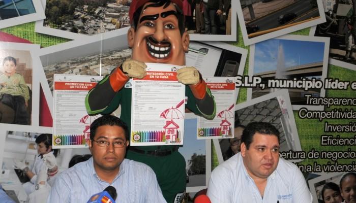 Protección Civil Municipal y Gasored convocan a concurso de dibujo.