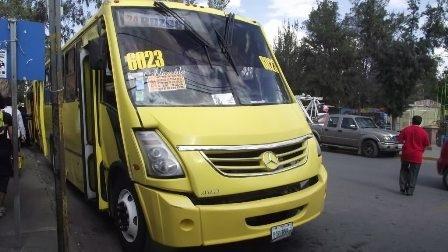 El tema del transporte en San Luis debe analizarse de manera más amplia