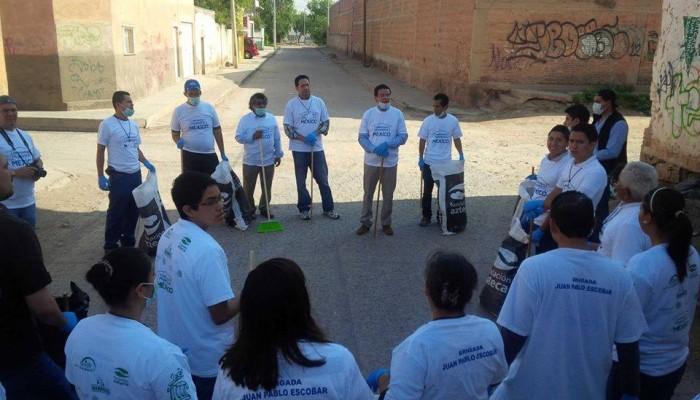 Cuidado del medio ambiente es fundamental para SLP: Escobar Martínez