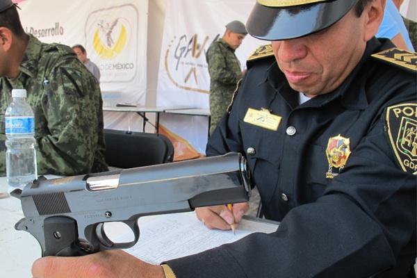 Invita Regidor a sumarse a la campaña de desarme que habrá en la Capital
