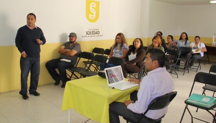 Busca el @AytoSoledad1215 incrementar los niveles de eficiencia gubernamental