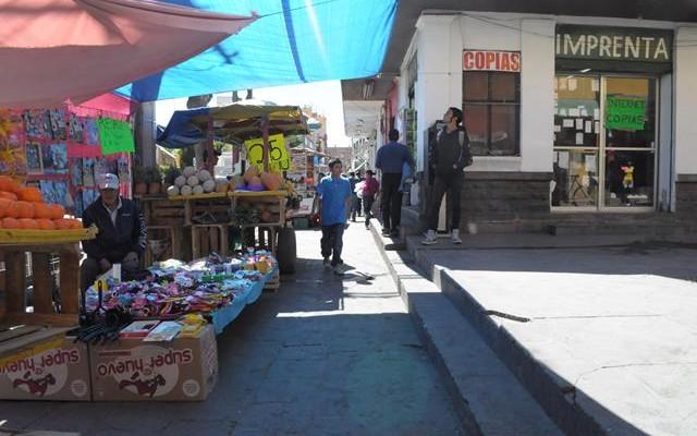 Durón no ha podido desempeñarse en Comercio Municipal: Marco Zavala