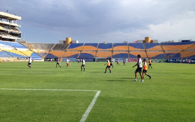 Este miércoles el primer juego de pretemporada del Atlético San Luis