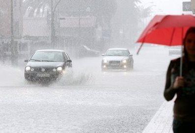 Se prevén lluvias fuertes en San Luis Potosí
