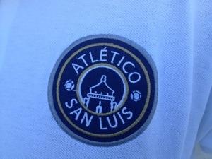 Definido el escudo del Atlético San Luis