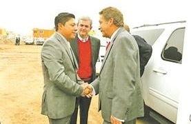 Llegan a acuerdo Gobierno y Soledad sobre Fondo Metropolitano