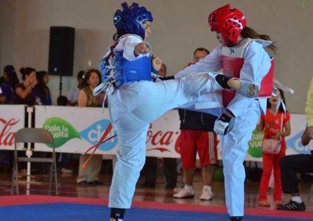Más de 500 competidores participaron en la Copa Municipal de TKD