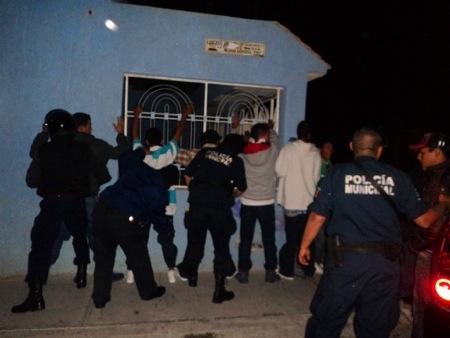 De cada 10 detenidos en Soledad 7 son menores de edad