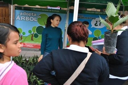 Fomentan el cuidado del medio ambiente en escuelas