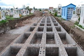 Se incrementaron servicios funerarios en El Saucito en un 200%