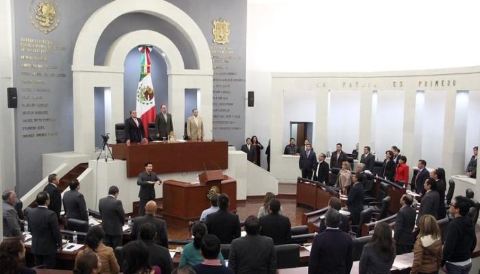 El Congreso del Estado aprobó la reforma político-electoral