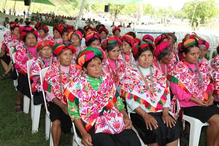 Llevan pláticas sobre salud a las comunidades indígenas