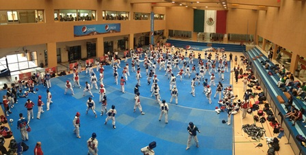 Preparan el World Taekwondo Open 2014 en La Loma CD