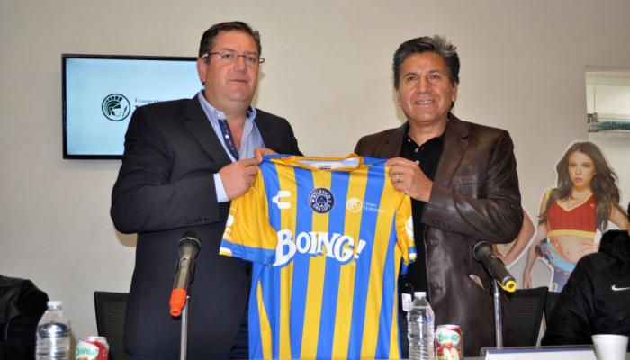 Raul Arias es el nuevo DT del Atlético San Luis