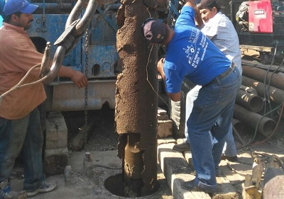 Da a conocer Interapas, los avances en rehabilitación del pozo El Saucito