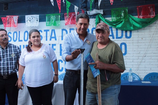 Apoyó Marco Gama a Mil 285 potosinos con alguna Discapacidad