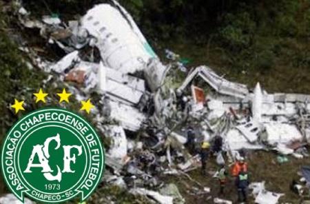 De luto el futbol y el periodismo, por avionazo en Colombia