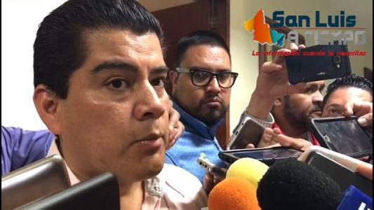 Presentan expediente contra Mario García Valdez, por desvío de 22 mdp  [VIDEO]