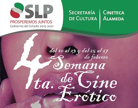 Inicia la Semana de Cine Erótico en la Cineteca Alameda