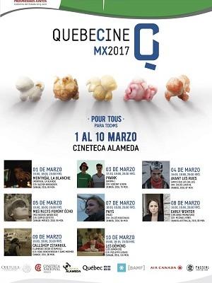 Quebecine se exhibirá por primera vez en San Luis Potosí