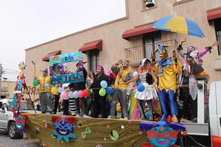Personajes de Cri-Cri encabezarán desfile de carnaval en Soledad