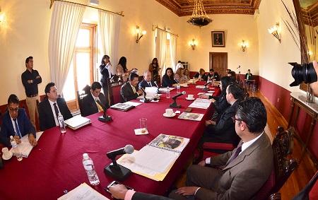 Respaldan regidores transmisiones en vivo de Sesiones de Cabildo