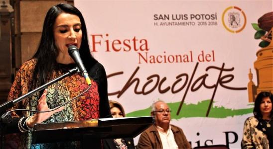 Más de 25 mil asistentes en la Fiesta Nacional del Chocolate