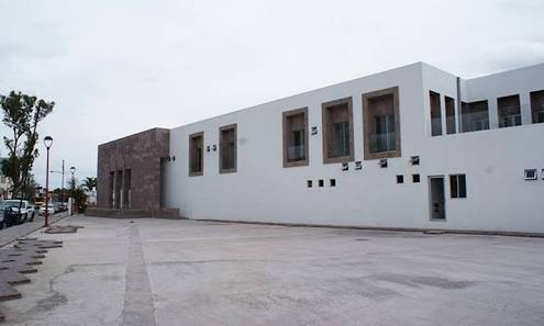 Edificio de Sub Comandancia Centro, tendrá un uso digno: Garza Nieto