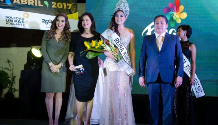 Presentan la Feria Nacional de la Enchilada 2017 y eligen Reina