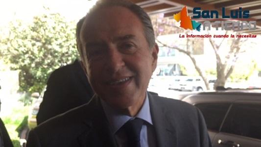 Reitera JM Carreras apoyo para la llegada del Atlético de Madrid a SLP  [VIDEO]