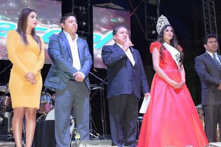 Encabezó GHV espectacular inauguración de la Feria Nacional de la Enchilada 2017