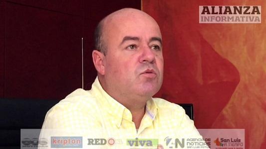 LA ENTREVISTA… con José Luis Fernández, presidente del PRD en SLP [VIDEO]