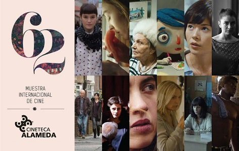 Cineteca Alameda presenta la 62 Muestra Internacional de Cine