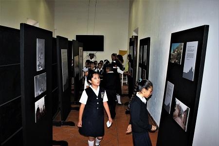 Cultura de Soledad presentó exposición con motivo del Día de los Museos