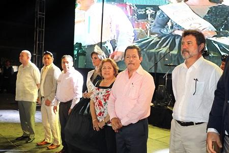 Ante miles de potosinos, se inauguró el Festival de la Cantera 2017  [Fotogalería]