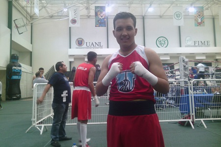 Bronce para la UASLP en boxeo de la Universiada Nacional