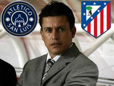 Salvador Reyes será el Entrenador del Atlético San Luis