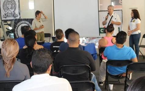 Se llevó a cabo el seminario para entrenadores de fisicoconstructivismo