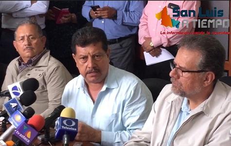 Oscar Bautista también pide licencia y acusa a Josefina Salazar de corrupción  [VIDEO]