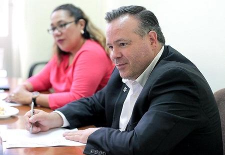 Propone Mendizabal, comisión especial anticorrupción en el Congreso