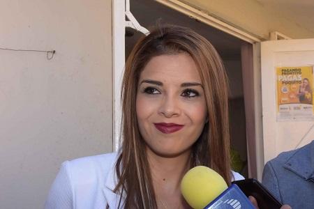 No dejaré la noble tarea de ayudar a los más necesitados: Ruth González Silva
