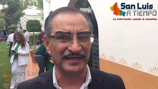 PRI en espera de convocatorias para iniciar con definiciones: Martín Juárez