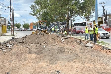 Implementarán operativo vial, por segunda etapa de rehabilitación de Damián Carmona