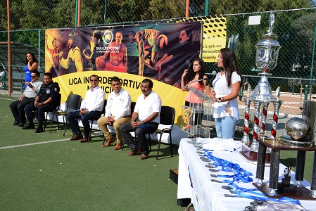 Inauguraron la Liga Interdeportivos Municipales