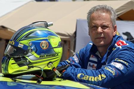 Para Rafa Martínez se agota el tiempo en NASCAR, Pachuca será clave