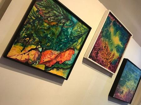 """Invitan a la exposición """"Subterfugios Oníricos"""" en Palacio Municipal"""