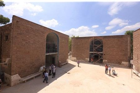 Avanza construcción de Museo Leonora Carrington