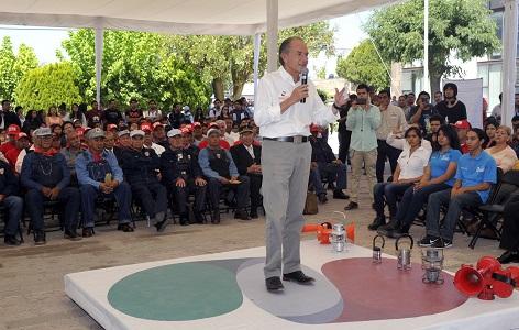 En solidaridad al luto nacional por el sismo, JM Carreras aplaza su 2° Informe
