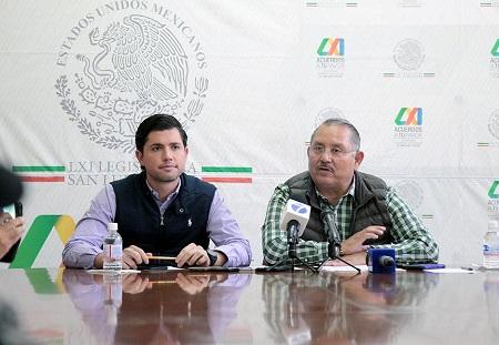 Presea Plan de San Luis 2017, será para el Ing. José Morales Reyes